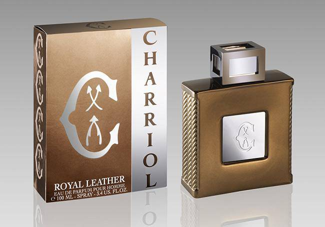 Charriol Royal Leather eau de parfum