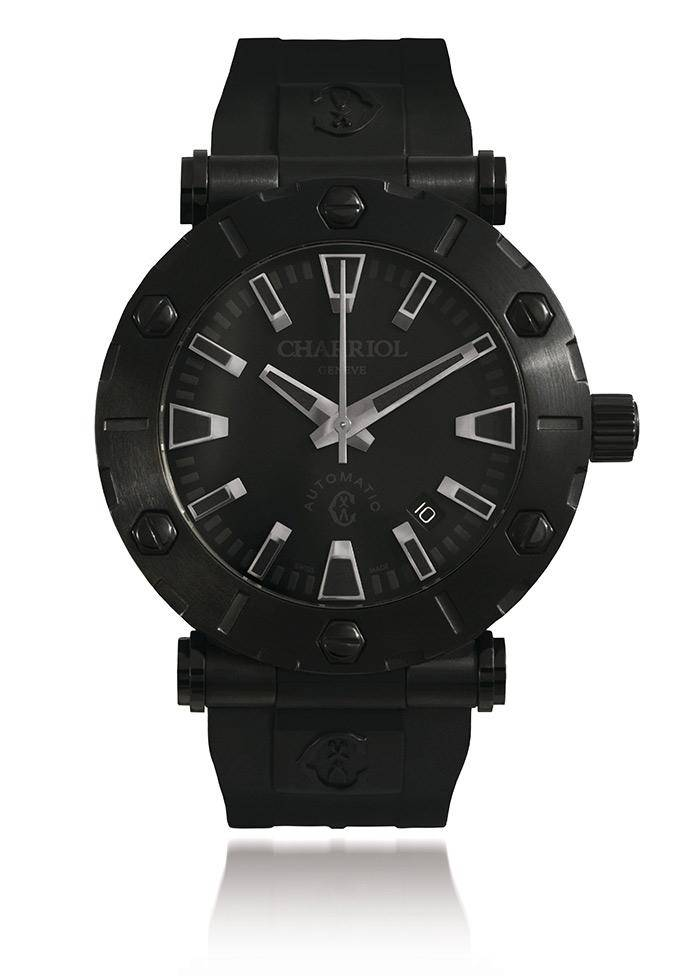 Rotonde by Charriol Automatic XL watch
