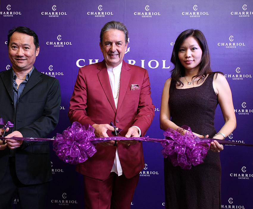 Charriol flagship boutique in Malaysia Starhill Gallery Kuala Lampur 02