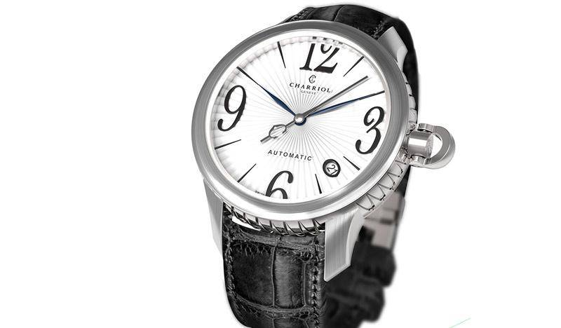 Charriol-watch-Colvmbus-Lady-Arabian-numerals