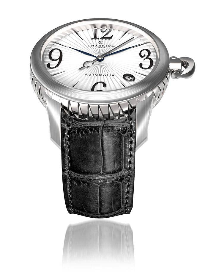 Women-watch-Colvmbus-Lady-Arabian-numerals-Charriol