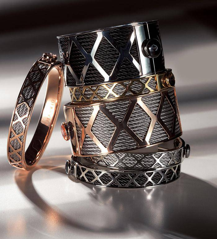 Charriol bracelets Forever Young jewellery Collection