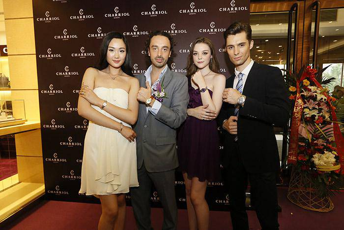 Alexandre-Charriol-in-China-store-opening