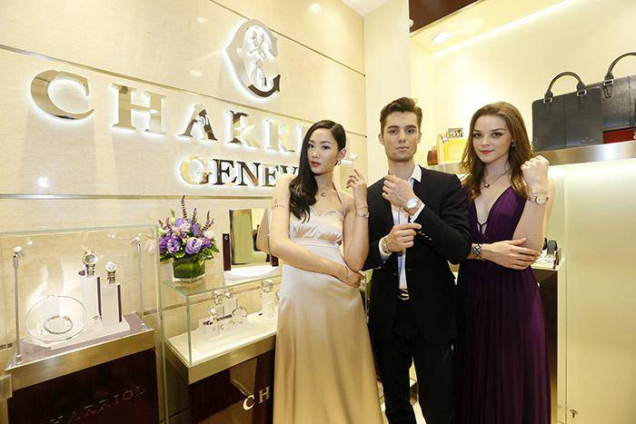 Charriol opening store in China