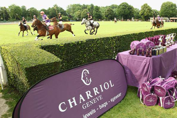 Charriol Ladies Polo Cup Paris 2013