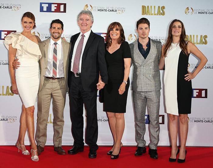Dallas-actors-Festival-Monte-Carlo-Television