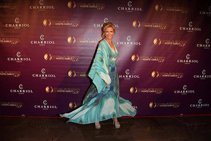 Katherine Kelly Lang Festival Television Monte Carlo