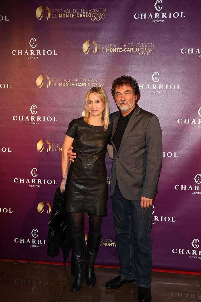 Olivier Marchal Festival Television Monte Carlo Charriol