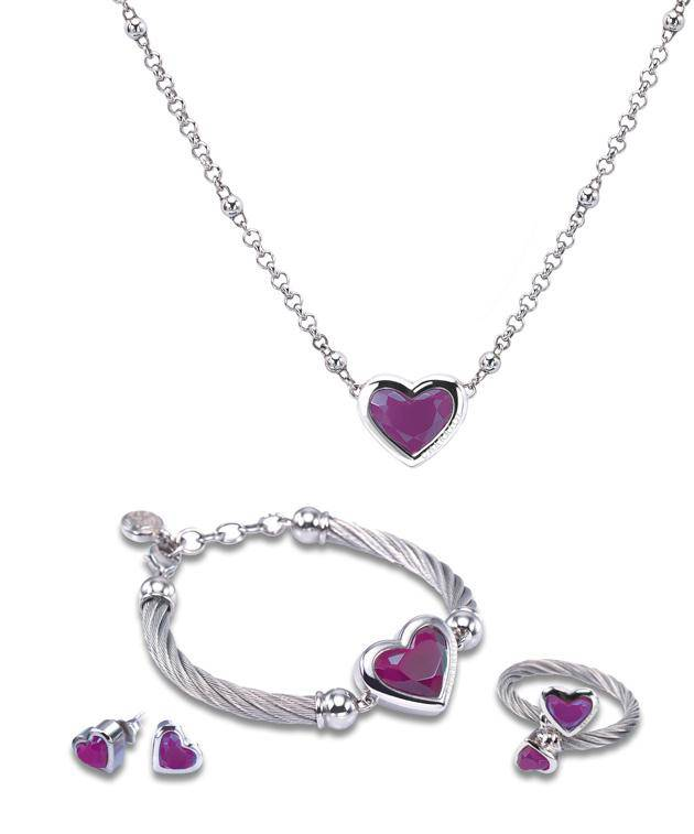 Charriol-Just-Once-Jewelry-set