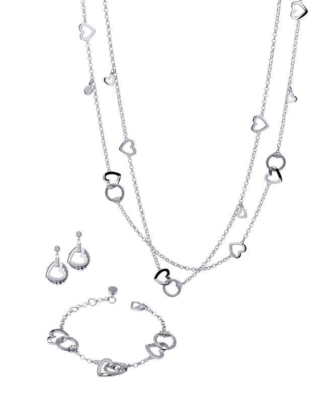 Sterling-silver-jewelry-collections100-ways-to-Love-Set