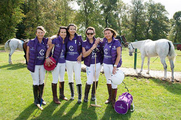 Polo-Chantilly-Charriol-team