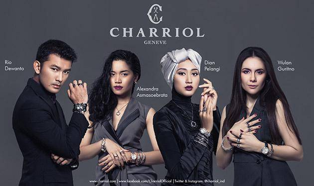 Charriol-Indonesia-Brand-Ambassadors