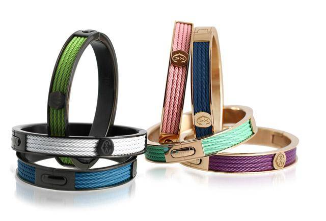 Cable-bracelets-Forever-Young-colors-Charriol