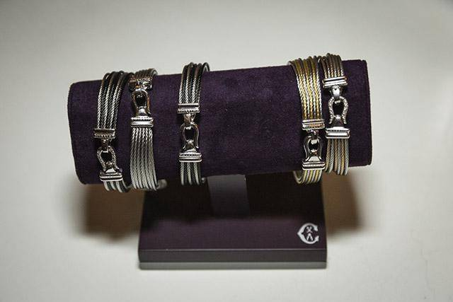 Charriol Ladies Poker night Brilliant collection jewelry