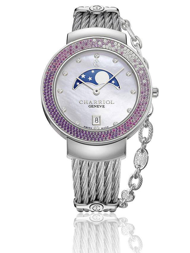 Charriol-St-Tropez-watch-GlamMoon