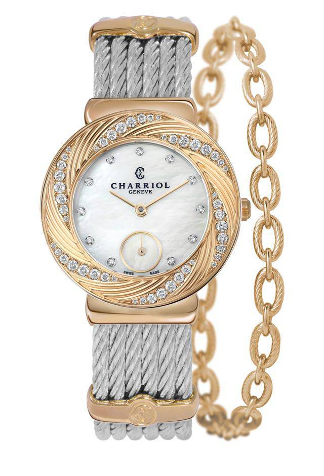 CHARRIOL-Lady-ST-TROPEZ-Sunray-Diamonds-1