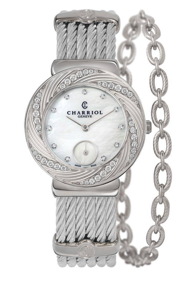 CHARRIOL-Lady-ST-TROPEZ-Sunray-Diamonds-2