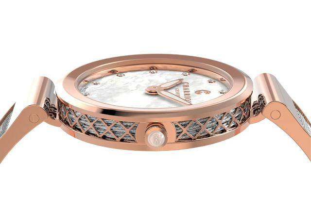 CHARRIOL-Watch-FOREVER-Side