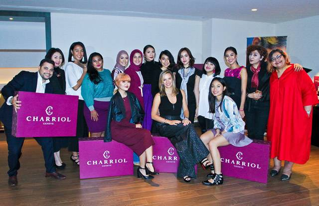 coralie-charriol-power-lunch-forever-launch-jakarta-indonesia