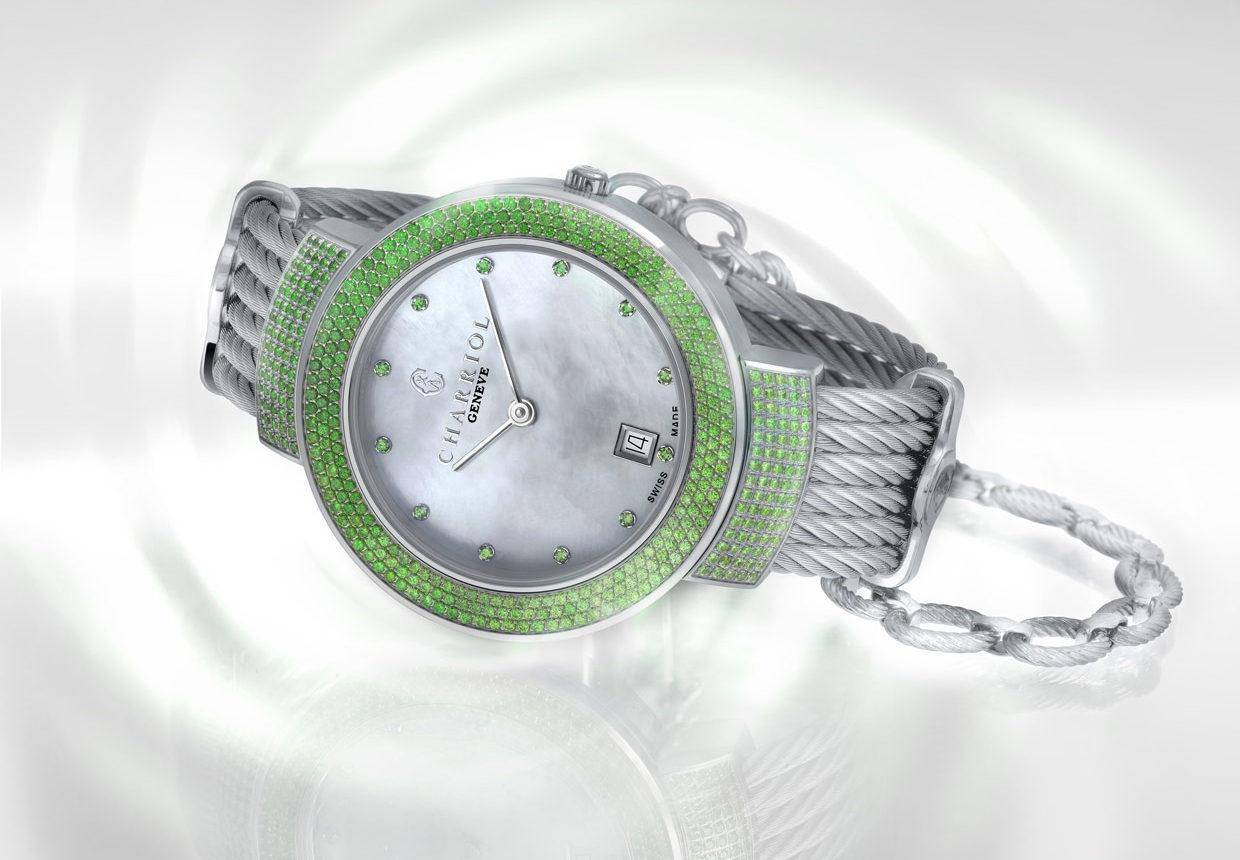 CHARRIOL-Watch-ST-TROPEZ-GreenLight