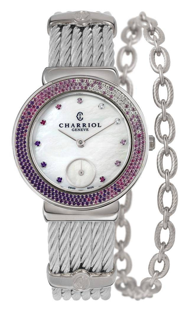 CHARRIOL-Lady-ST-TROPEZ-GLAM-30mm