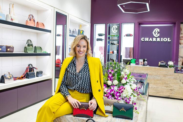 Bahrain-Charriol-Boutique-Opening-Nov-2019-Coralie-Charriol-Paul